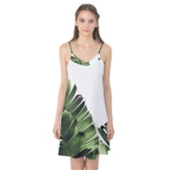 Green Banana Leaves Camis Nightgown by goljakoff