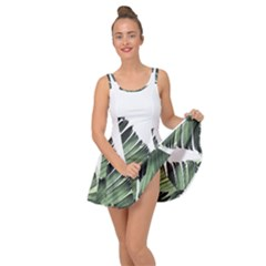 Banana Leaves Inside Out Casual Dress