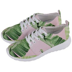 Palm Leaf Men s Lightweight Sports Shoes by goljakoff