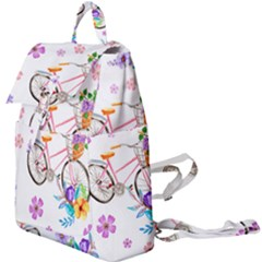 Cycle Ride Buckle Everyday Backpack
