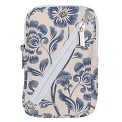 Baatik Print 5 Belt Pouch Bag (large)
