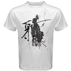 Warrior Samurai Men s Cotton Tee by 80generationsapparel