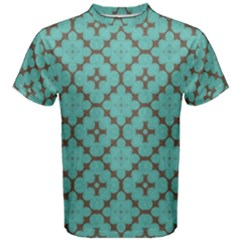 Tiles Men s Cotton Tee by Sobalvarro