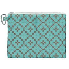 Tiles Canvas Cosmetic Bag (xxl)