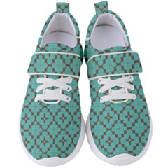 Tiles Women s Velcro Strap Shoes by Sobalvarro