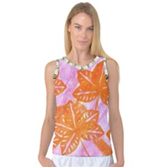 Colorful Women s Basketball Tank Top