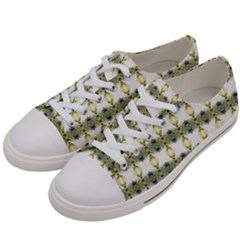 Mo 420 180  Men s Low Top Canvas Sneakers by mrozara