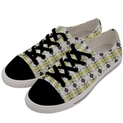 Mo 420 150 Men s Low Top Canvas Sneakers by mrozara