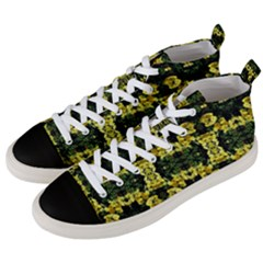 Mo 174 28 Men s Mid-top Canvas Sneakers by mrozara