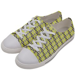 Mo 196 180 Women s Low Top Canvas Sneakers by mrozara