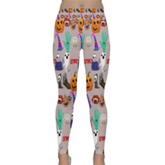 Halloween Classic Yoga Leggings