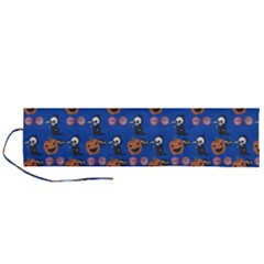 Halloween Roll Up Canvas Pencil Holder (l)