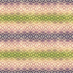 Ethnic Seamless Pattern by FloraaplusDesign