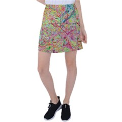 Quarantine Spring Tennis Skirt