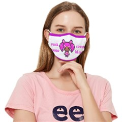 Chibi Osram Fitted Cloth Face Mask (adult) by AomojiKeiFashion
