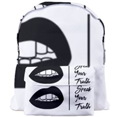 Speak Your Truth Giant Full Print Backpack by 20SpeakYourTruth20