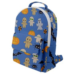 Halloween Flap Pocket Backpack (small)