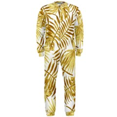Golden Leaves Onepiece Jumpsuit (men)  by goljakoff
