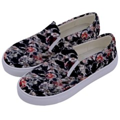 Like Lace Kids  Canvas Slip Ons by MRNStudios