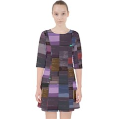 Thestute App s Homepage-dart Glitch Code Dress With Pockets