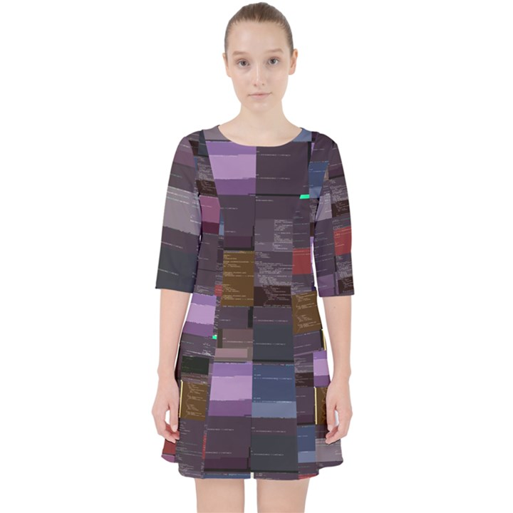 TheStute app s homepage-dart glitch code dress_with_pockets