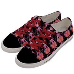 Reddevils Women s Low Top Canvas Sneakers by DayDreamersBoutique