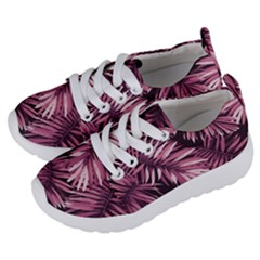 Rose Leaves Kids  Lightweight Sports Shoes by goljakoff