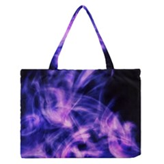 Plasma Hug Zipper Medium Tote Bag