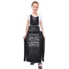 Tic Tac Monster Kids  Short Sleeve Maxi Dress by TheFanSign