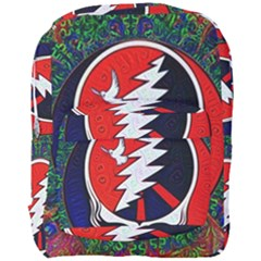Grateful Dead - Full Print Backpack by Sapixe