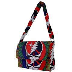 Grateful Dead - Full Print Messenger Bag (l)