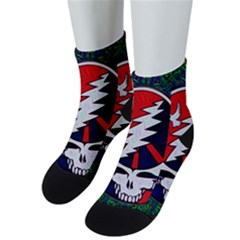 Grateful Dead - Men s Low Cut Socks