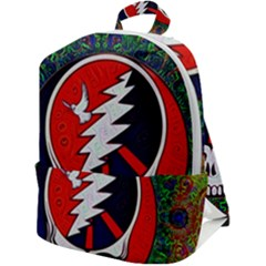 Grateful Dead - Zip Up Backpack