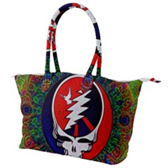 Grateful Dead - Canvas Shoulder Bag