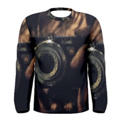 Creative Undercover Selfie Men s Long Sleeve Tee by dflcprintsclothing