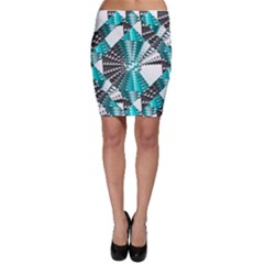 Challenge Bodycon Skirt by Lotus