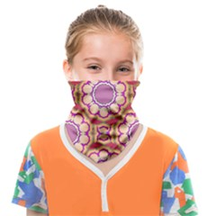 Roundel Face Covering Bandana (kids) by Lotus
