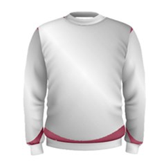 Silver Rounds Men s Sweatshirt