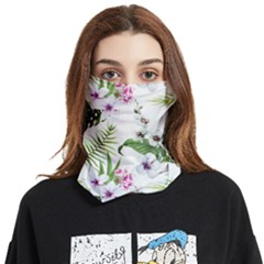 Summer Flowers Face Covering Bandana (two Sides) by goljakoff