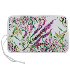 Flowers Pen Storage Case (m) by goljakoff