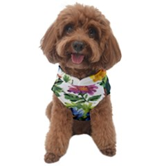 Flowers Dog Sweater