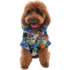 Flowers Dog Coat by goljakoff