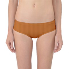 Alloy Orange & Black - Classic Bikini Bottoms by FashionLane
