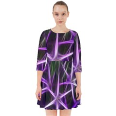Neurons Brain Cells Imitation Smock Dress by HermanTelo