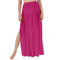 Peacock Pink & White - Maxi Chiffon Tie-up Sarong
