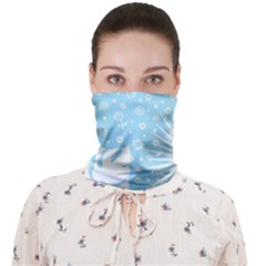 Flower Illustrations Face Covering Bandana (adult) by HermanTelo