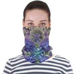 Metallizer Factory Glass Face Seamless Bandana (adult) by Mariart