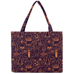 Halloween Pattern 5 Mini Tote Bag