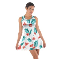Chritmas 1 Cotton Racerback Dress