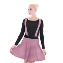Cashmere Rose - Suspender Skater Skirt